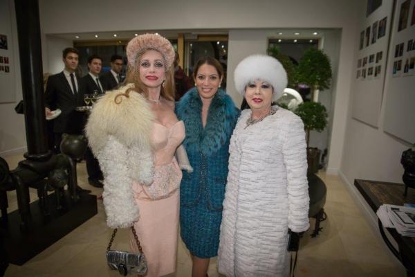 Joy Marks, Nicole Dicocco, Rosemary Ponzo