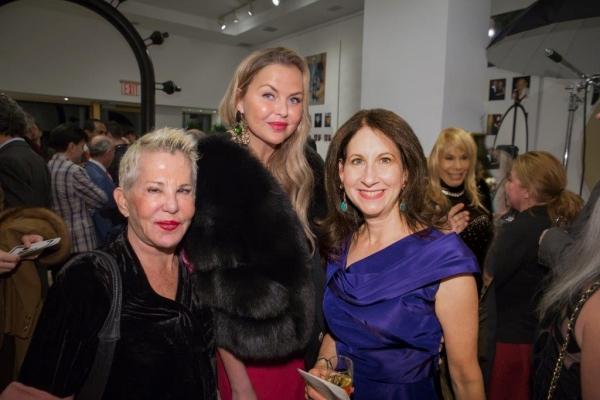 Rose Hartman, Barbara Regna, Dr. Penny Grant