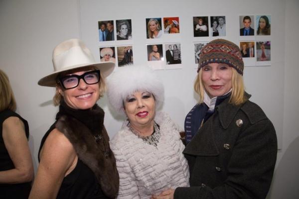 Robin Cofer, Rosemary Ponzo, Maggie Norris