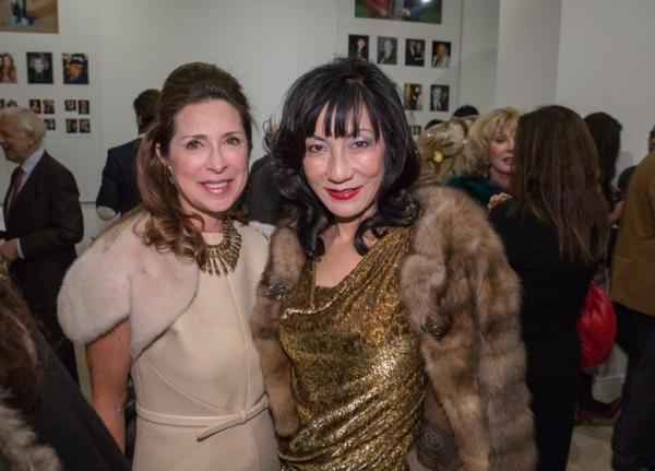 Ann Van Ness, Patricia Shiah