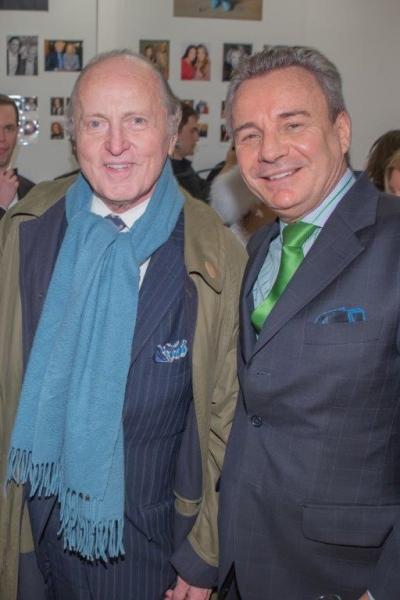 Mario Buatta, Franck Laverdin