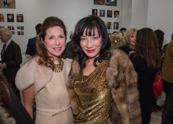 Ann Van Ness and Patricia Shiah