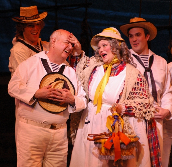 Photo Flash: First Look at New York Gilbert & Sullivan Players' H.M.S. PINAFORE