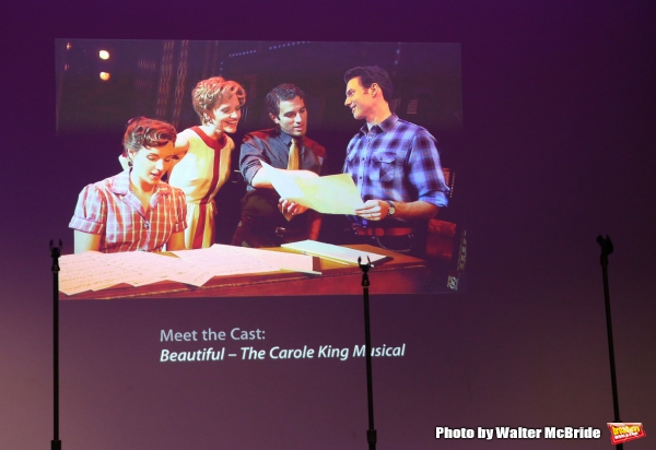 Apple Store Soho Presents: ''Beautiful - The Carole King Musical'' in performance