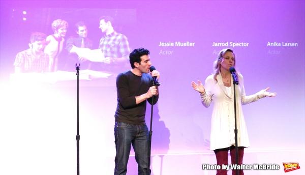Jarod Spector and Anika Larsen