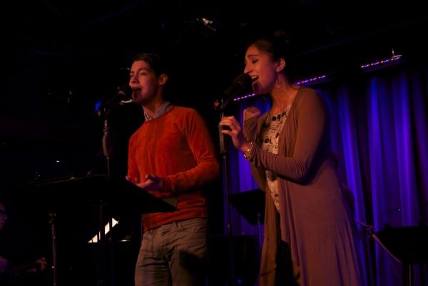 Chris Dwan & Krystina Alabado