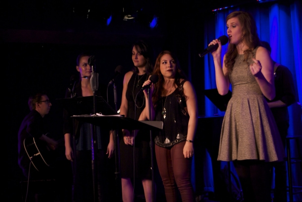 Photos: Broadway Performers Stand Up Against Stigma of Mental Illness at Laurie Beechman
