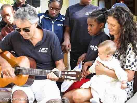 The Andrea Bocelli Foundation