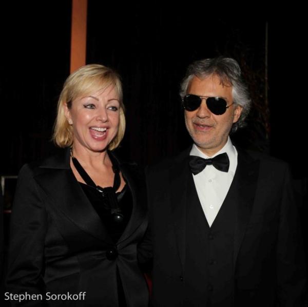Maria von Nicolai & Andrea Bocelli