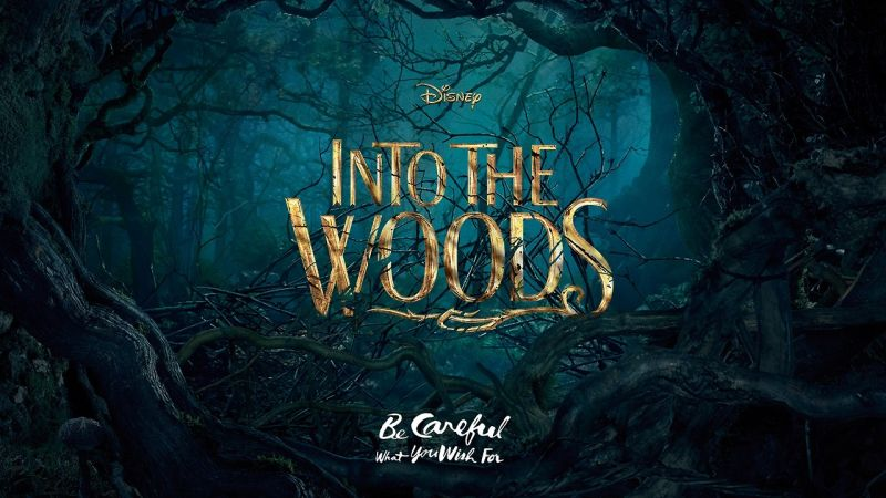 SOUND OFF: INTO THE WOODS Blossoms & Blooms Onscreen