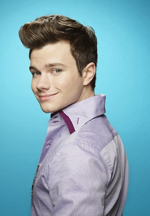 Chris Colfer as Kurt