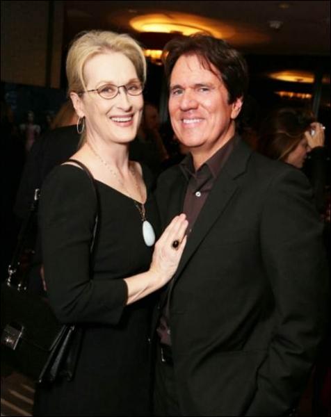 Meryl Streep, Rob Marshall