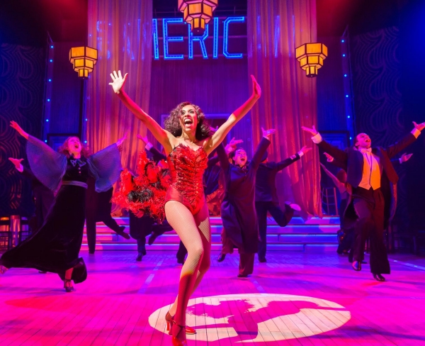 Photo Flash: First Look at Debbie Kurup & More in 2015 ANYTHING GOES UK Tour!