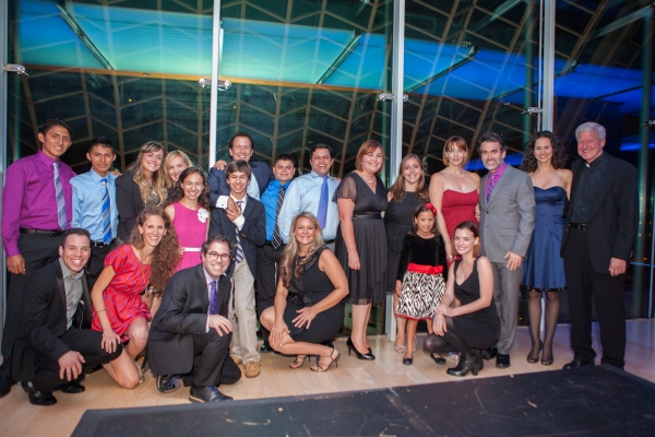 Photo Flash: Inside 'Broadway Sings for the Children of Honduras' with Robin de Jesus, Mandy Gonzalez & More
