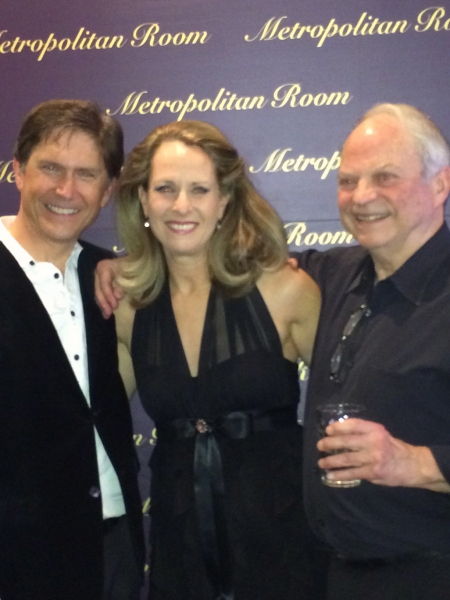 Richard Weidlich, Susannah Mars and Bill Wells