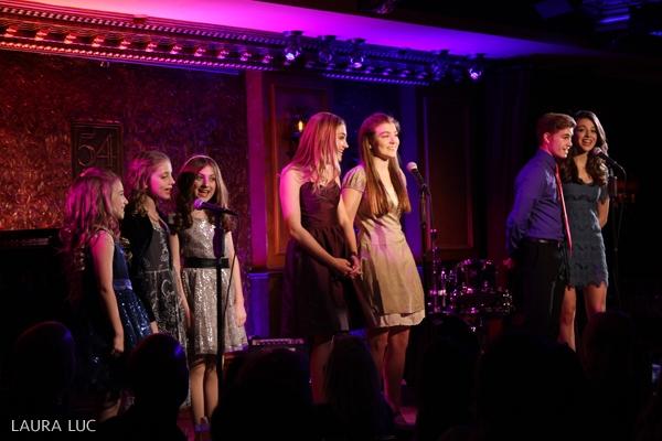Peyton Ella, Grace Rundhaug, Presley Ryan, Meg Donnelly, Ella Watts, Michael Nigro, Ariane Rinehart
