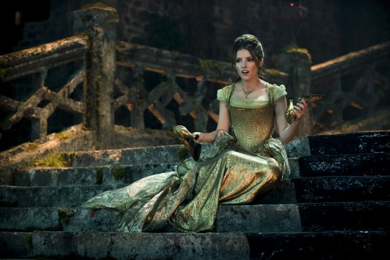 BWW Review: INTO THE WOODS Is a Wish Come True for Fans of Both Theatre and Film