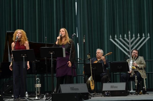 Rachel Yucht, Magda Fishman, Avram Pengas, Dmitri Zisl Slepovitch Photo
