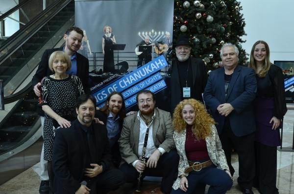 Motl Didner, Bryna Wasserman, Brian Glassman, Matt Temkin, Dmitri Zisl Slepovitch, Ra Photo