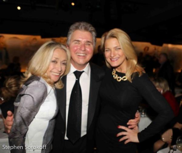 Eda Sorokoff, Steve Tyrell, Janine Sharell