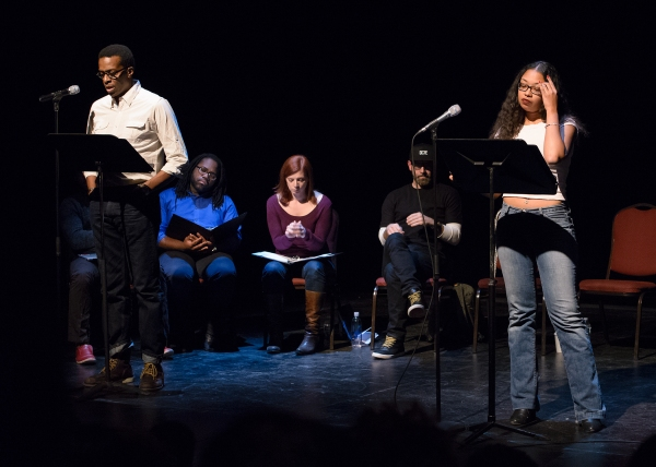 Photo Flash: WE MUST BREATHE at Chicago's Victory Gardens Theater
