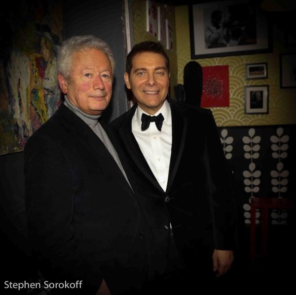 Stephen Sorokoff & Michael Feinstein