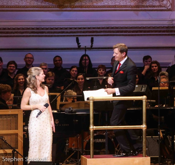 Kelli O''Hara & Steven Reineke, Music director/Conductor The New York Pops