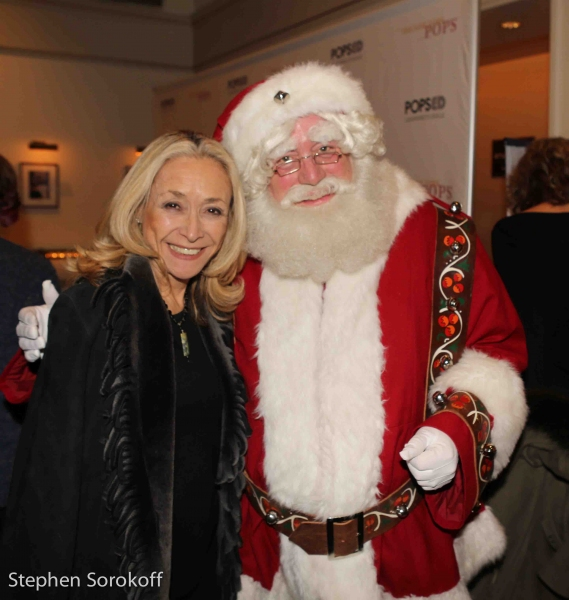 Eda Sorokoff & Santa