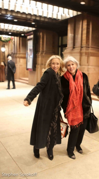 Carnegie Hall, Eda Sorokoff, Jamie deRoy