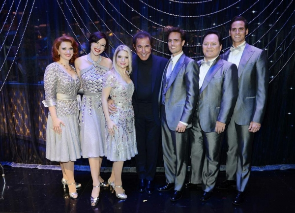vocalists Kerry O'Malley, Lindsay Roginski, Nicole Kaplan, Steve Wynn, vocalists David Burnham, Randal Keith and Andrew Ragone