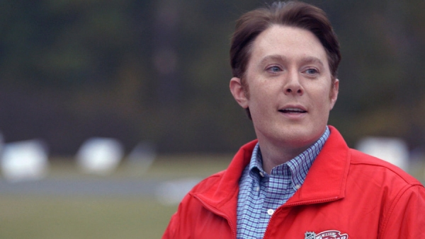 "ESQUIRE NETWORK SPECIALS -- ""Clay Aiken Project (WT)"" -- Pictured: Clay Aiken -- (Photo by: Lightbox Entertainment)"
