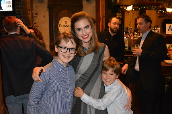 Jake Lucas, Allison Williams, John Allyn