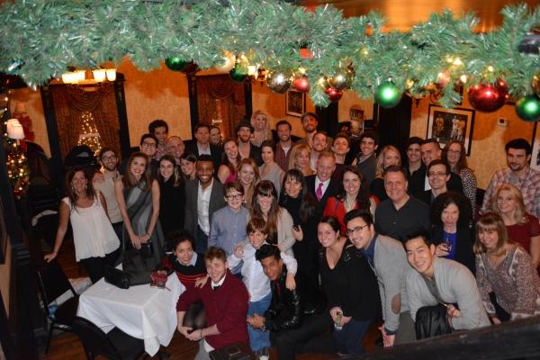 Photos: NBC's PETER PAN Cast Reunites for Cast Album Release!