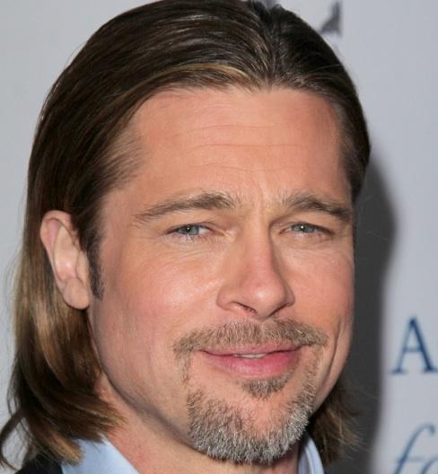 Brad Pitt invecchiato