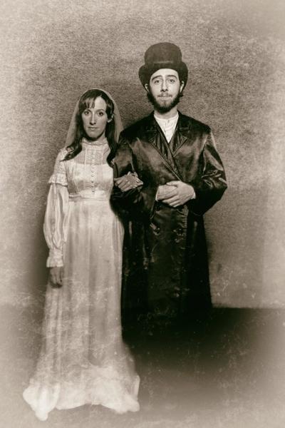 Sarah Stevens and Calvin Michael Bankert