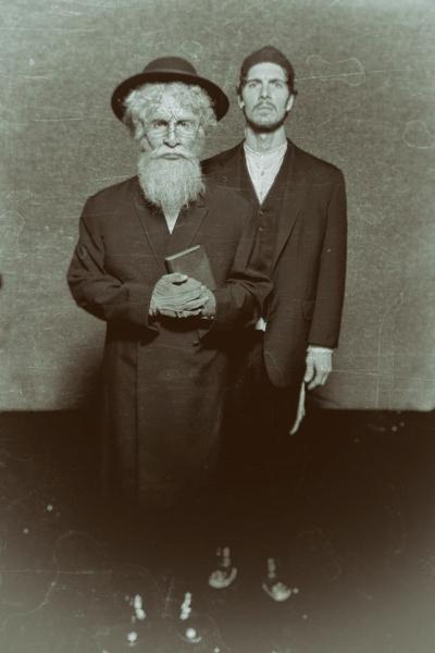 Jay Garcia and Billy Sarna