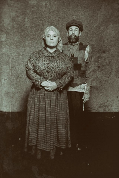 Elizabeth Frances Casalini-Brockwell and Matthew Hardy Photo