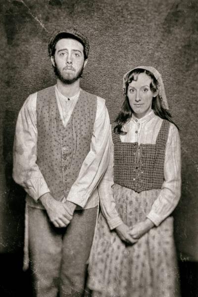 Calvin Michael Bankert and Sarah Stevens