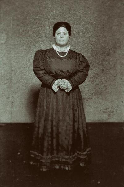 Elizabeth Frances Casalini-Brockwell