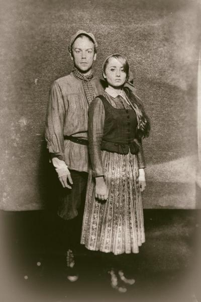 Jacob Lacopo and Emily Rynasko