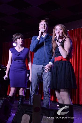 Kate Harmon, Matthew Ryan Pest, Candice Clasby Photo