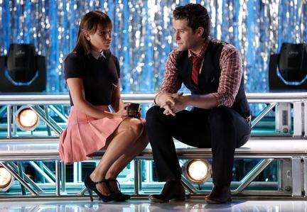 Lea Michele, Matthew Morrison