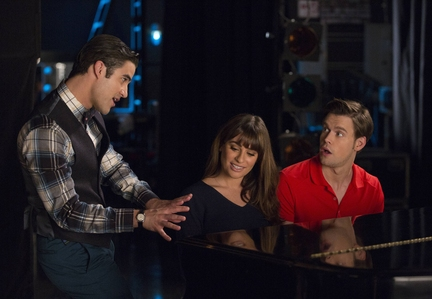 Darren Criss, Lea Michele, Chris Colfer