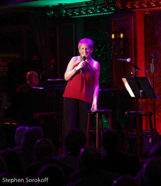 Photo Coverage: Liz Callaway Brings THE STORY GOES ON to  54 Below