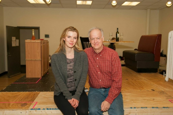 Betty Gilpin, Reed Birney