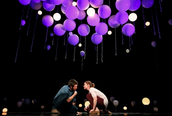 Photo Flash: First Look at Jake Gyllenhaal & Ruth Wilson in MTC's CONSTELLATIONS