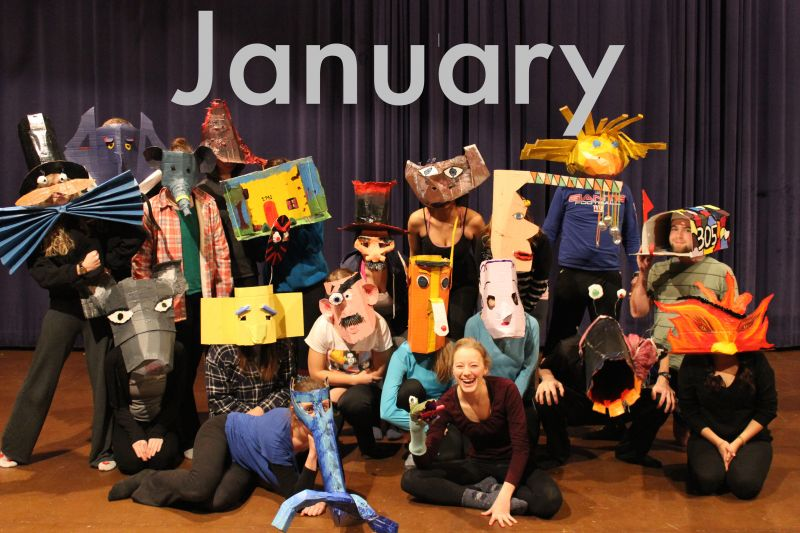 BWW Exclusive: National Theater Institute - Year in Review