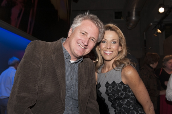 Eric Schaeffer and Sheryl Crow