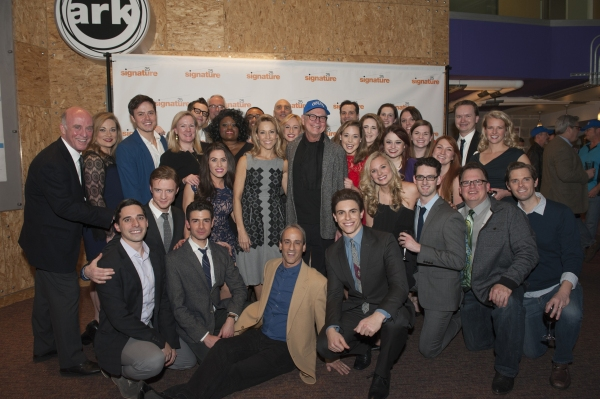 Photo Flash: Sheryl Crow's DINER Celebrates Opening Night at Signature Theatre