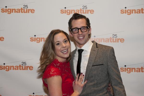 Erika Henningsen (Beth) and Josh Grisetti (Shrevie)